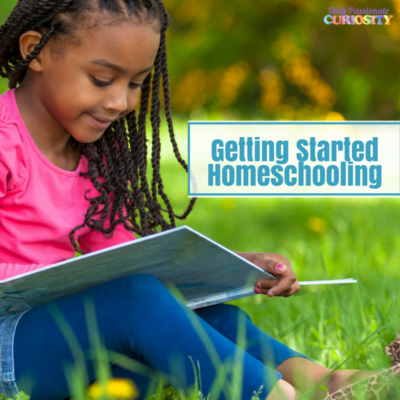 Making the Leap – How to Start Homeschooling