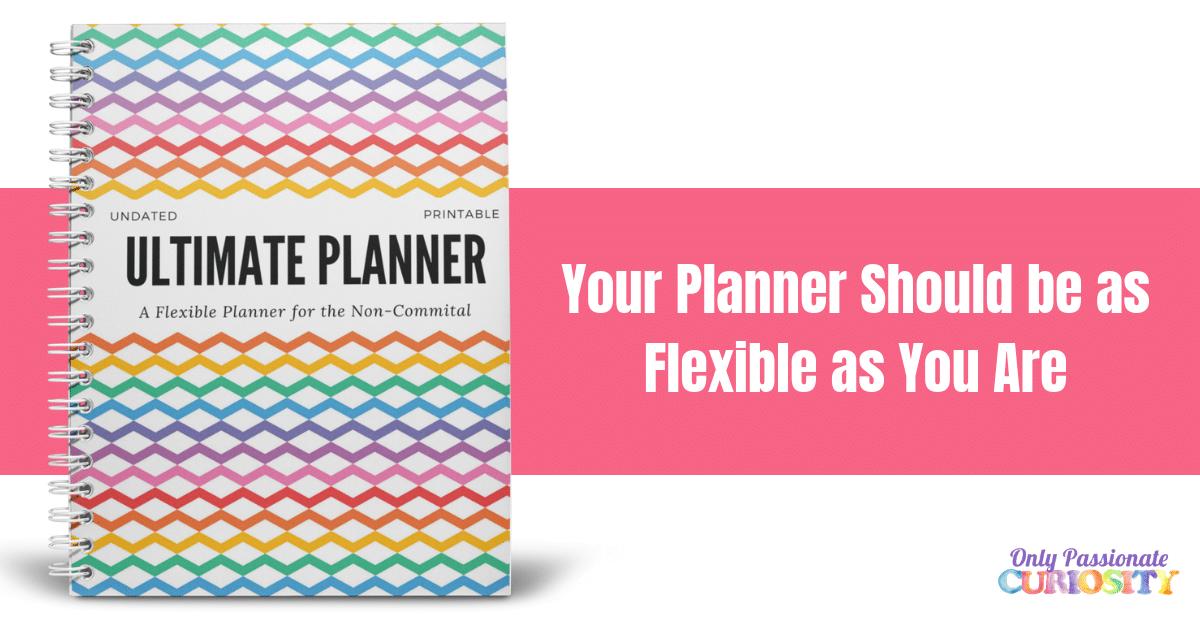 Printable Planners!