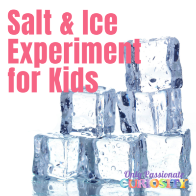 Science for Kids: Salt and Ice Experiments