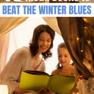 10 Awesome Read Aloud Books to Beat the Winter Blues