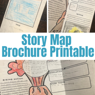 Middle School English: Story Map and Plot Analysis