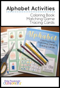 alphabet worksheets to practice handwriting